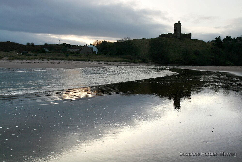 Castle in the Sand by Suzanne Forbes-Murray