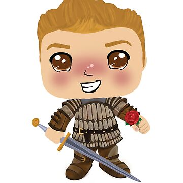 Chibi Alistair by BPPhotoDesign