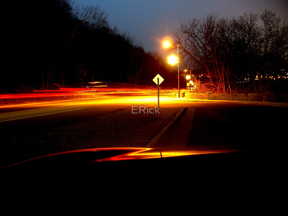 Cars in Motion  by ERick