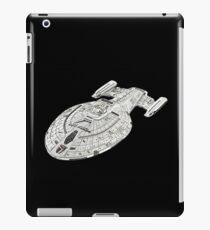 USS Star Trek Voyager iPad Case/Skin