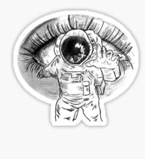 Lost In Your Eyes Sticker