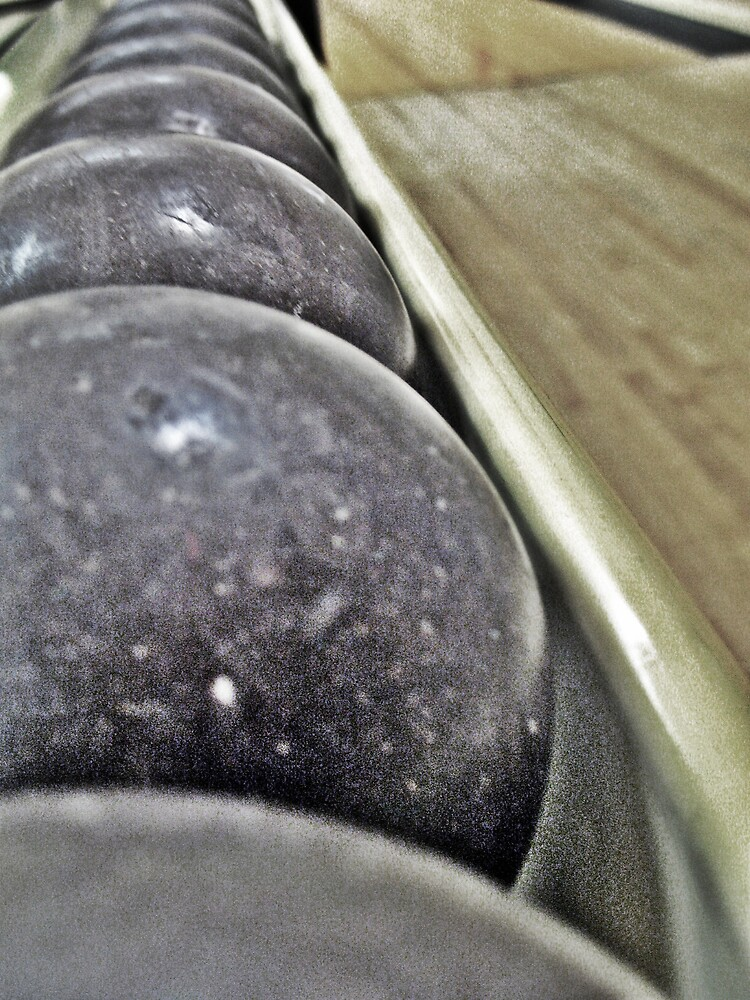 Bowling Balls by Tommy Seibold