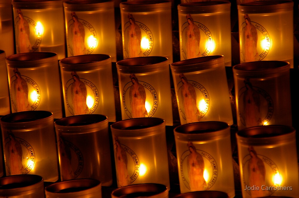 candles by Jodie Carruthers