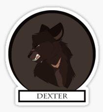 Dexter - Sticker Sticker