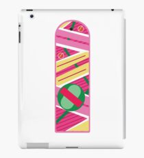 BTTF Hoverboard iPad Case/Skin