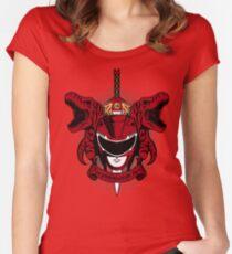 Russeus Tyrannosaurus rex Women's Fitted Scoop T-Shirt