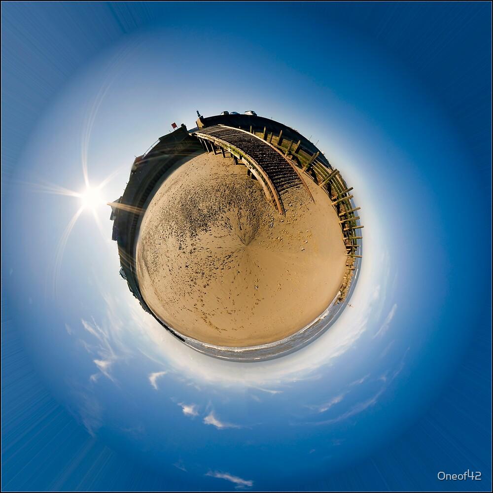 Walcott Beach by Oneof42