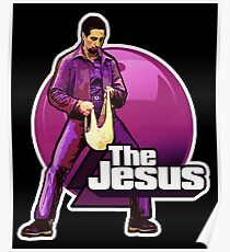 The Jesus.  Poster
