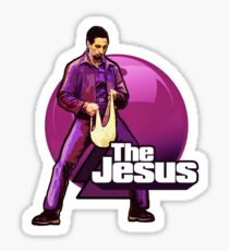 The Jesus.  Sticker