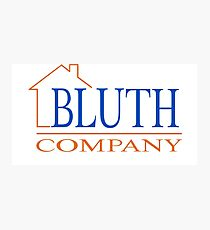 The Bluth Company Photographic Print