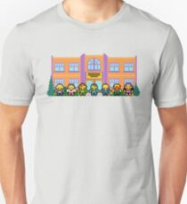 Simpsons Springfield Elementary  T-Shirt