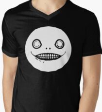 Emil - Weapon-nier automata shirt Men's V-Neck T-Shirt