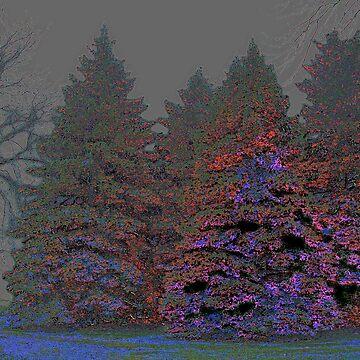 Holographic Christmas by hammye01