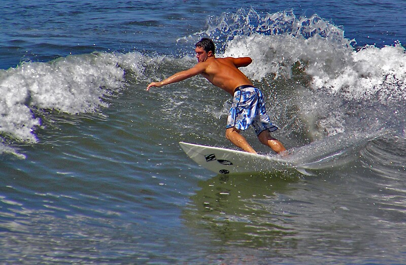 Surf's Up!!! by Chuck Cannova