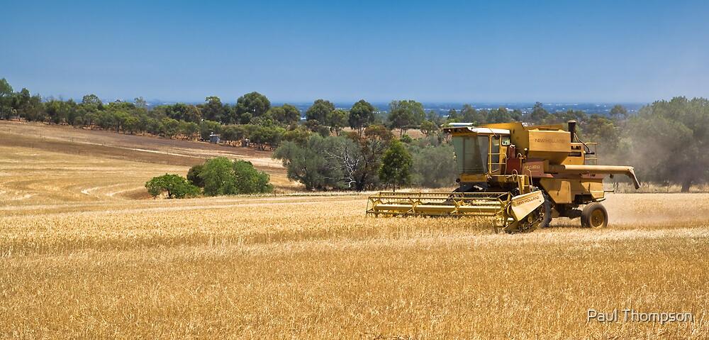 Harvester by Paul Thompson