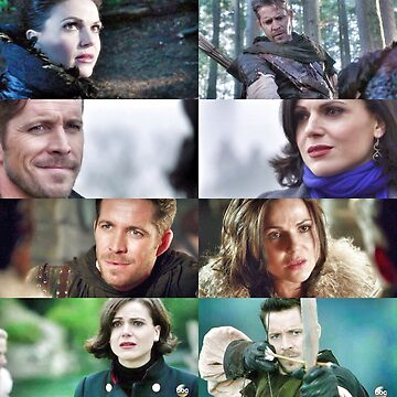 Outlaw Queen - First meetings by Myau