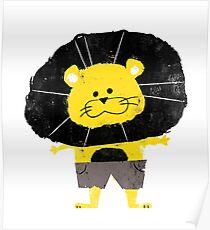 Misfits Lion Poster