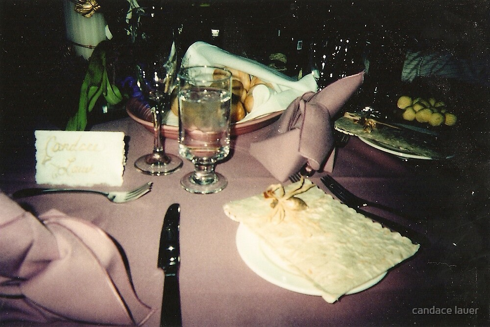 wedding table days by candace lauer