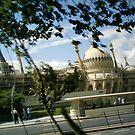 The Royal Pavilion in Brighton by Lidiya