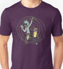 Skeleton Portal Unisex T-Shirt