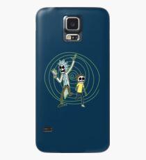 Skelett Portal Hülle & Klebefolie für Samsung Galaxy
