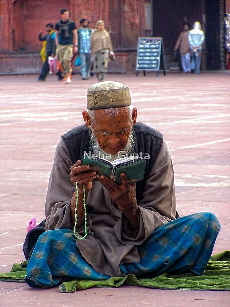 Muslim Sadhu by Neha  Gupta