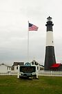Tybee Island Lighthouse Station by ValeriesGallery