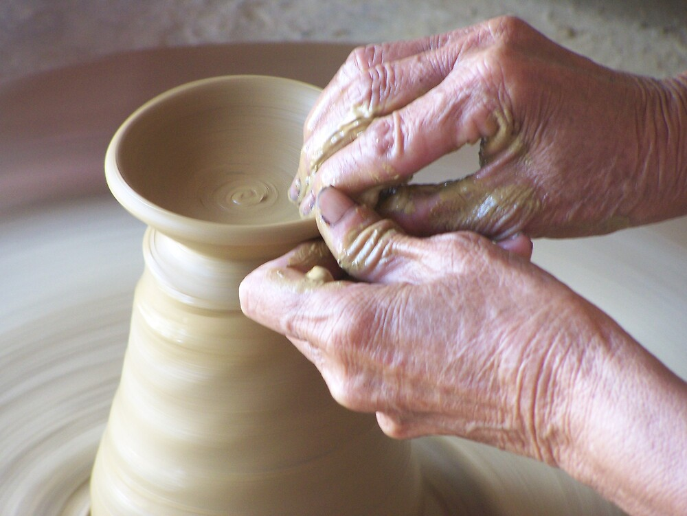Pottery for Survival by katewest