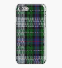 MacKenzie Dress Clan/Fabric Tartan  iPhone Case/Skin