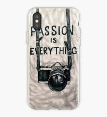 Passion is Everything iPhone Case