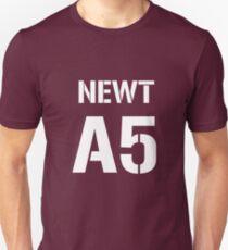 Newt A5 Unisex T-Shirt