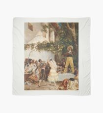 Georges Jules Victor Clairin - The Spanish Dancers Scarf
