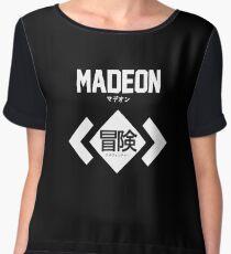 madeon adventure Chiffon Top