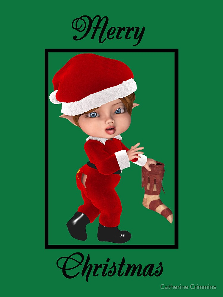 Christmas Elf (2007) by Catherine Crimmins