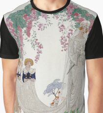 Georges Barbier - The Bride Graphic T-Shirt