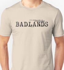 Badlands Unisex T-Shirt