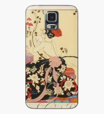 Georges Barbier - Le Grand Decolletage Case/Skin for Samsung Galaxy