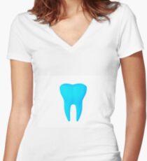 Bluetooth Shirt mit V-Ausschnitt