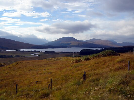 Scottish Highlands by Alex Graham