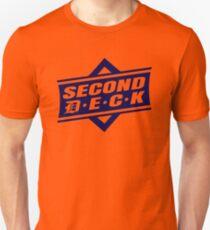 #SecondDeck Unisex T-Shirt