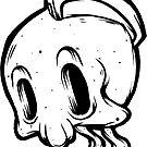 Skull Head by swiftyspade