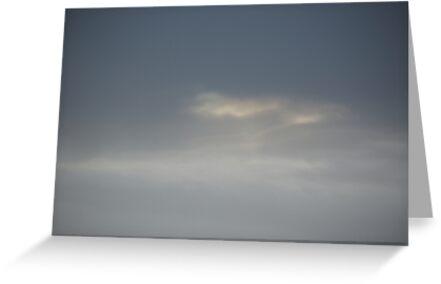 Fluid Clouds 4 by Ewald Berkers