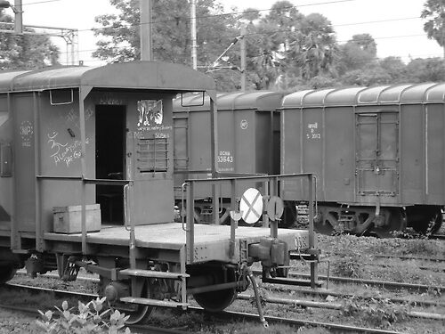 The Train by Anaida  Lawson