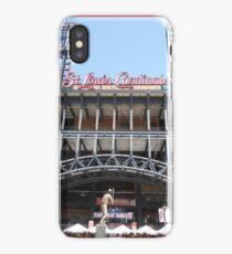Busch Stadium iPhone Case