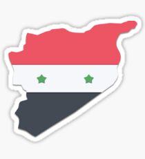 Syria Sticker