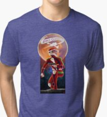 Space Cowboy - First Son of Mars Tri-blend T-Shirt