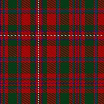 MacKinnon #8 Clan/Family Tartan  by Detnecs2013