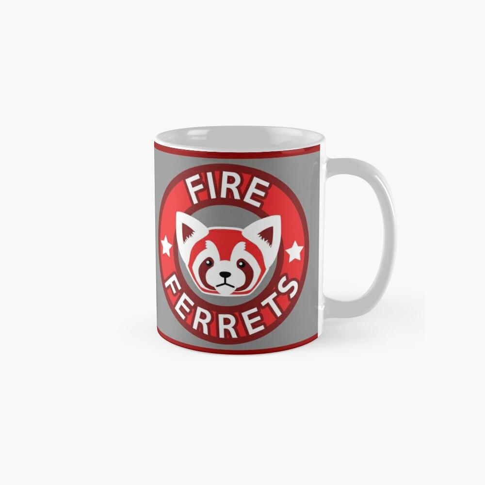 Feuer Frettchen BECHER Tassen