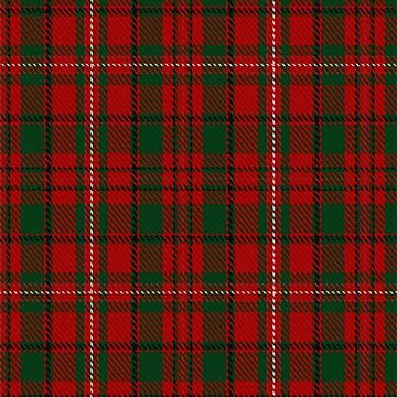 MacKinnon #9 Clan/Family Tartan  by Detnecs2013