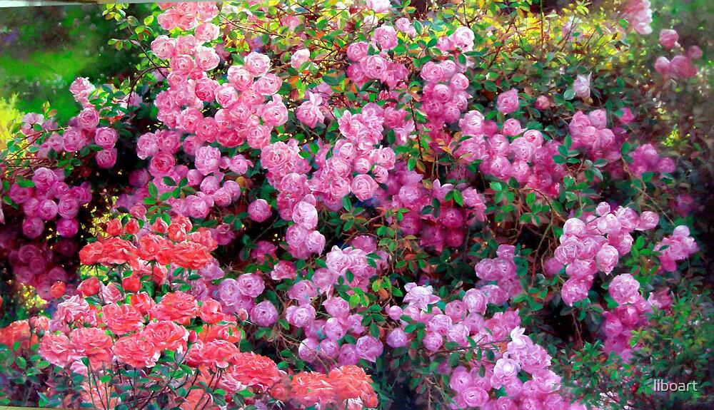 Rose garden 9 by liboart